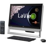 NEC LAVIE Desk All-in-one DA570/GAB PC-DA570GAB [ファインブラック]