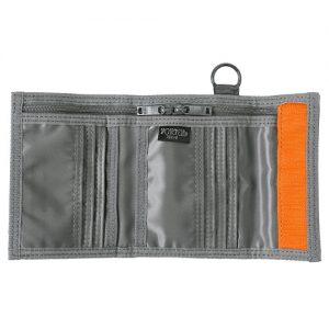 ポーター タンカーニュー PORTER TANKER NEW ウォレット二つ折り財布(622-68167)開閉
