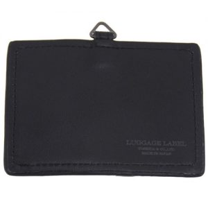 ラゲッジレーベル エレメント LUGGAGE LABEL ELEMENT IDケース (021-01260)後ろ