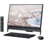 NEC LAVIE Desk All-in-one DA570/FAB PC-DA570FAB [ファインブラック]