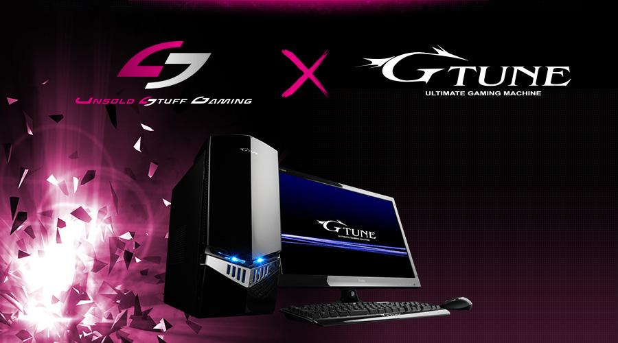 マウスコンピューター G-Tune NEXTGEAR i650PA7-SP3-USG