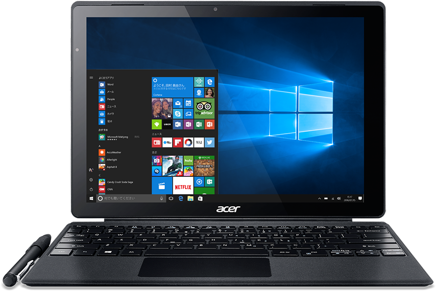 Acer Switch Alpha 12 SA5-271-F58U/F