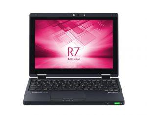 Panasonic Let's note RZ6