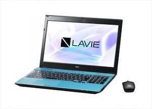 LAVIE Note Standard NS750/HAL PC-NS750HAL