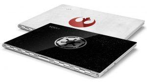 レノボ スターウォーズスペシャルエディション Yoga 920 銀河帝国 80Y8002YJP