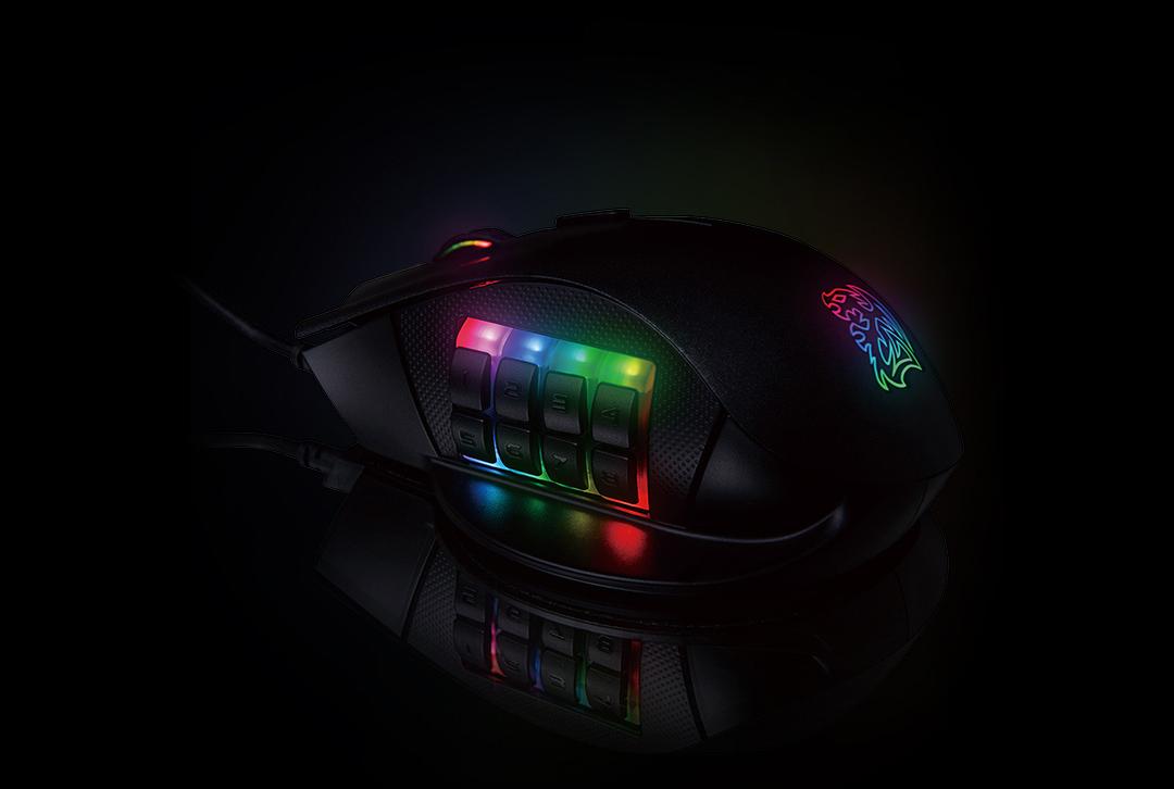 Tt eSPORTS NEMESIS RGB MO-NMS-WDOOBK-01