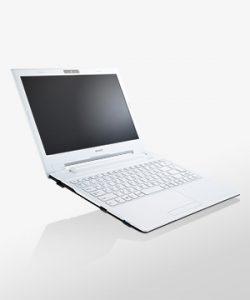 マウスコンピューター m-Book J