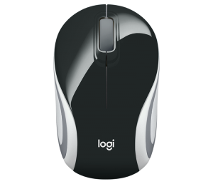 Logicool Wireless Mini Mouse M187rBK