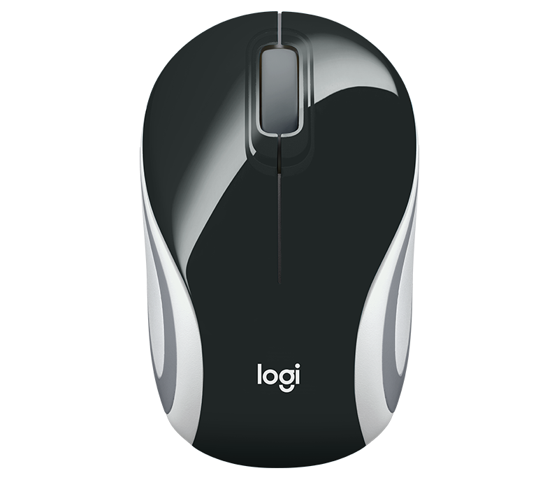 Logicool Wireless Mini Mouse M187rBK