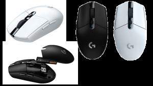 ロジクール G304 LIGHTSPEED Wireless Gaming Mouse