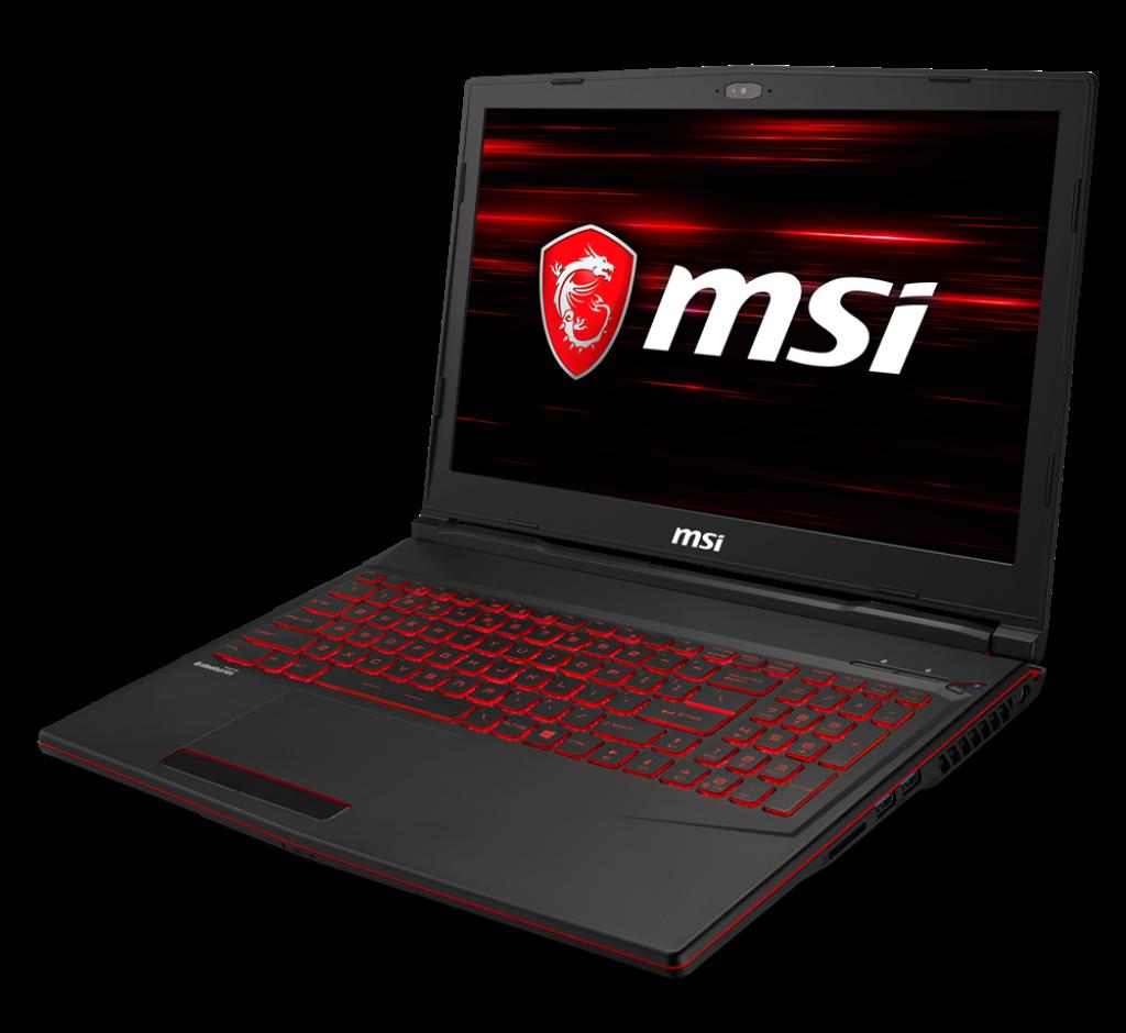 MSI GL63 8RC-500JP