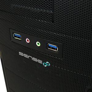iiyama PC SENSE-R029-LCi9SX-XNI-MGD