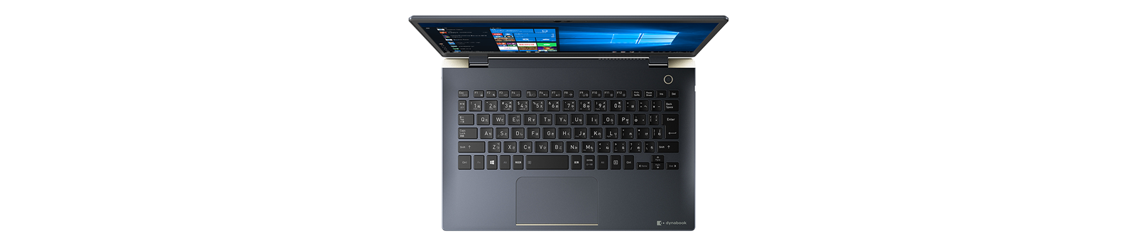 TOSHIBA dynabook G banner