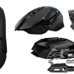 G502 LIGHTSPEED Wireless Gaming Mouse G502WL banner