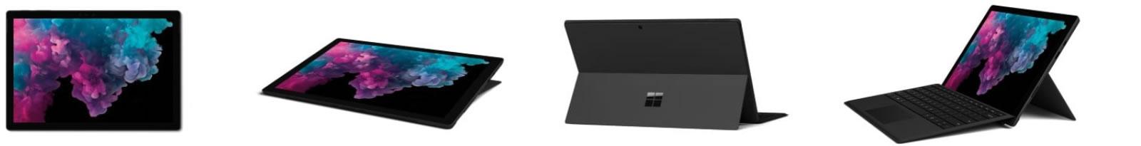 マイクロソフト Surface Pro 6 タイプカバー同梱 LJM-00027 banner