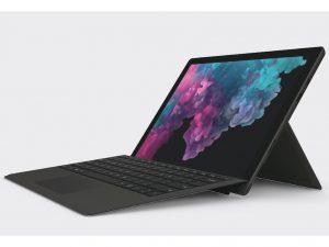マイクロソフト Surface Pro 6 タイプカバー同梱 LJM-00027