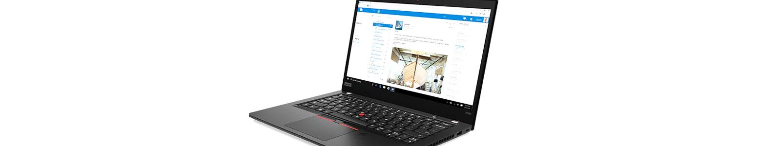 ThinkPad X390 banner