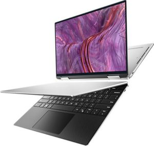 New XPS 13 2-in-1