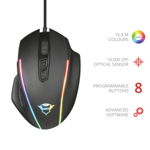 Trust Gaming GXT 165 Celox Gaming Mouse 23092