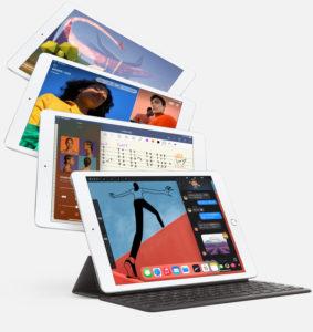 iPad の新バージョン第 7 世代 10.2インチ