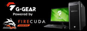 Powered by FireCuda Gaming