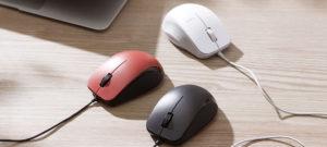 エレコム 抗菌仕様 マウス 3ボタン